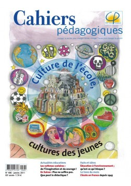 Culture scolaire, cultures des jeunes
