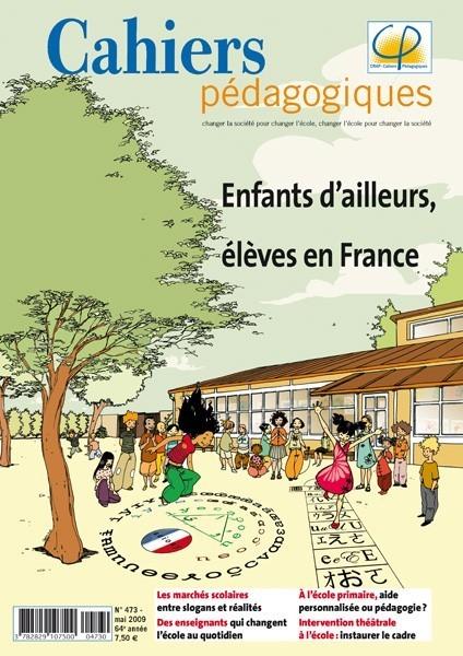 Enfants d'ailleurs, élèves en France