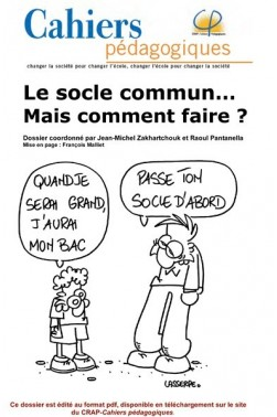 Le socle commun... Mais comment faire ?