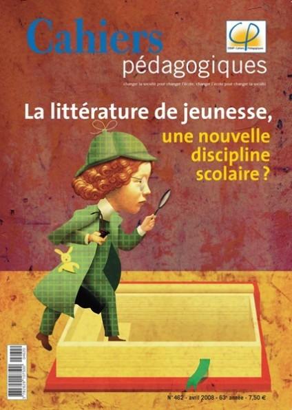 La littérature de jeunesse, une nouvelle discipline ?