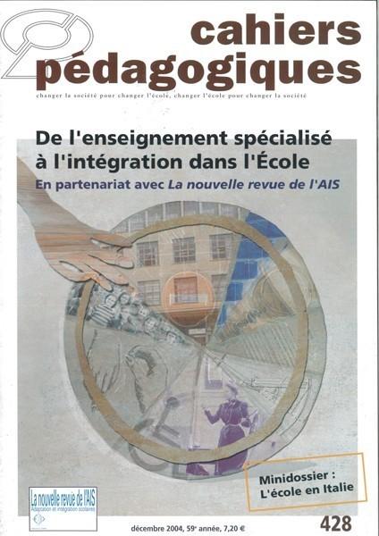 De l'enseignement spécialisé à l'intégration dans l'école - (Minidossier : l'école en Italie)