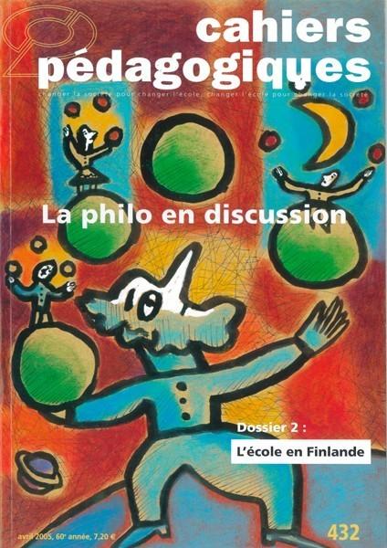 La philo en discussion