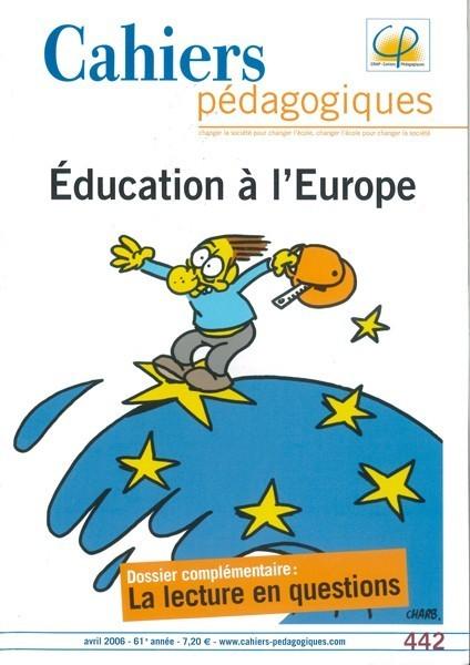 Éducation à l'Europe