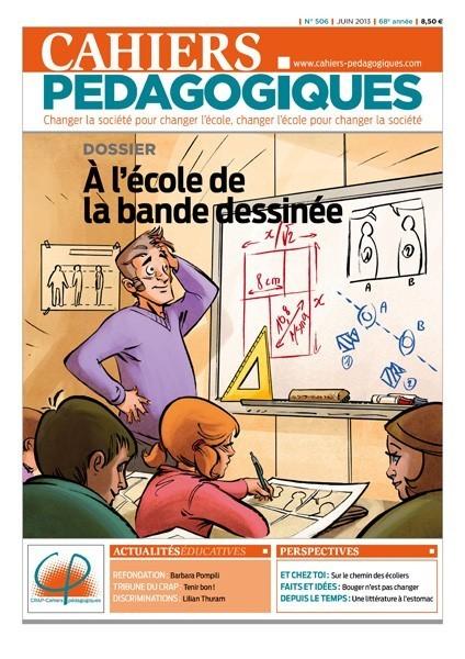 A l'école de la bande dessinée