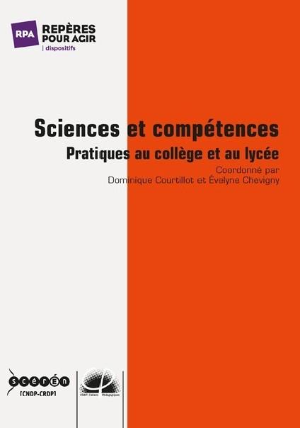 Sciences et compétences - Pratiques au collège et au lycée