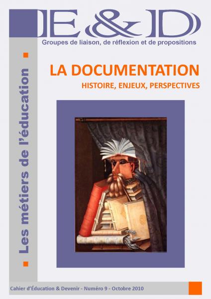 La documentation : histoire, enjeux, perspectives