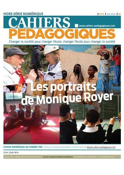 Les portraits de Monique Royer