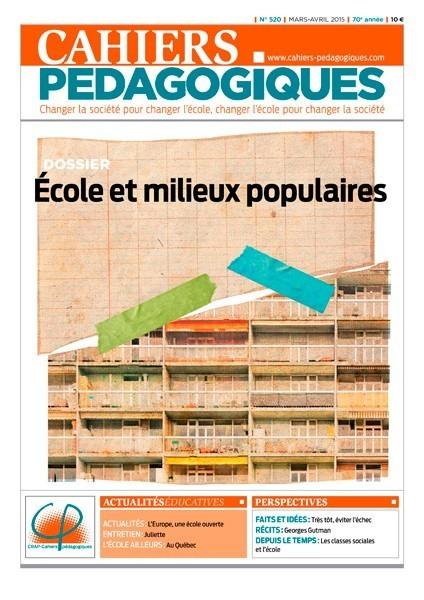 Ecole et milieux populaires