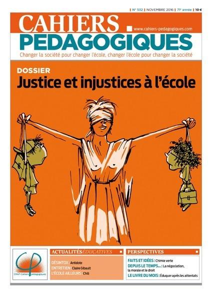 Justice et injustices à l'école