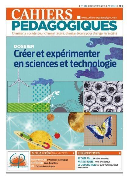 Créer et expérimenter en sciences et technologie