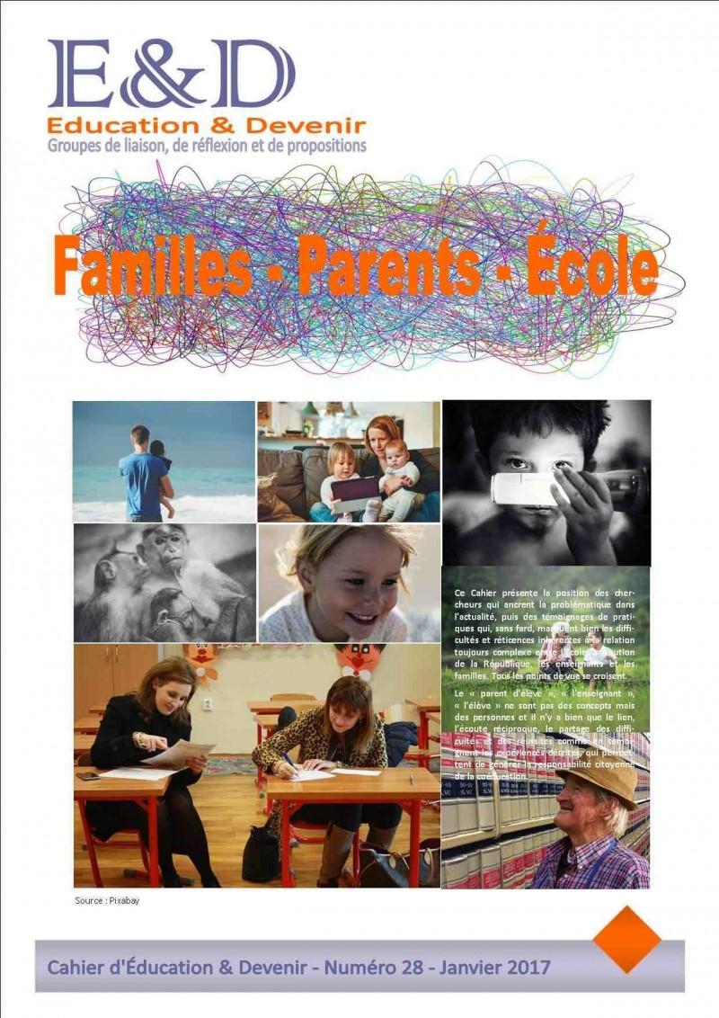 Familles - Parents - École