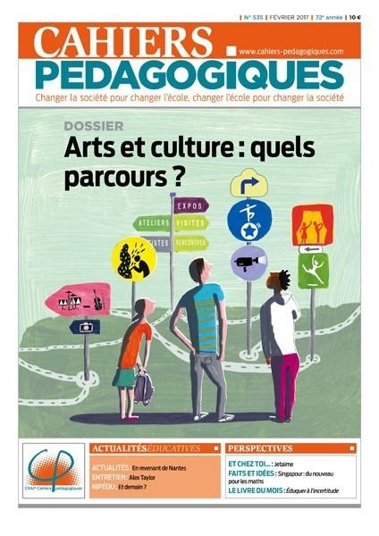 Arts et culture : quels parcours ?