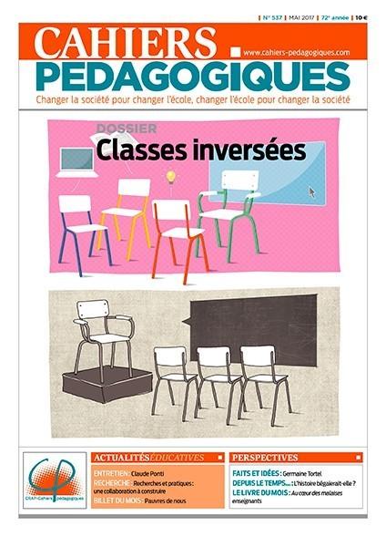 Classes inversées : des enseignants qui bougent