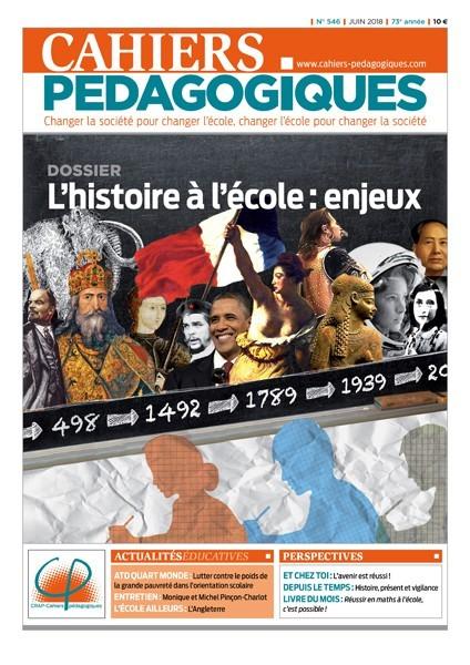 L'histoire à l'école : enjeux