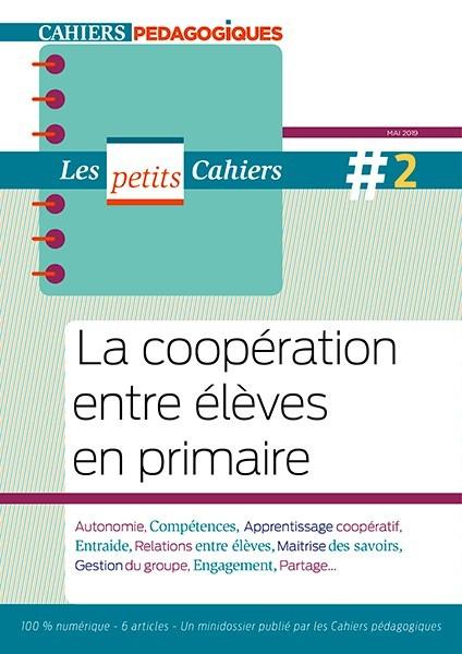 La coopération entre élèves en primaire