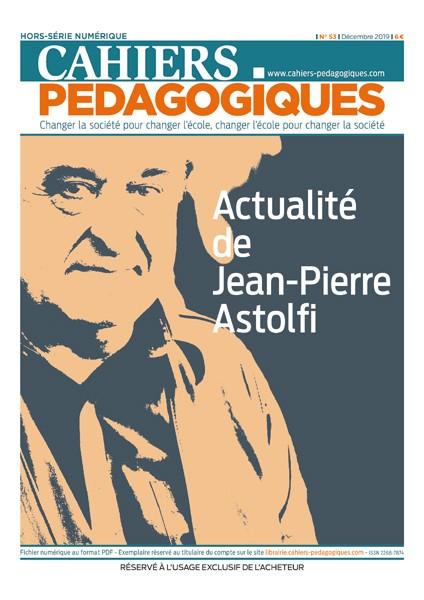 Actualité de Jean-Pierre Astolfi