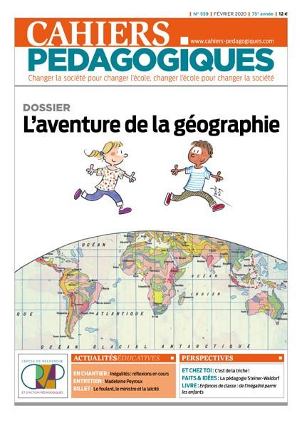 Enseigner l'histoire et la géographie : quelle aventure !