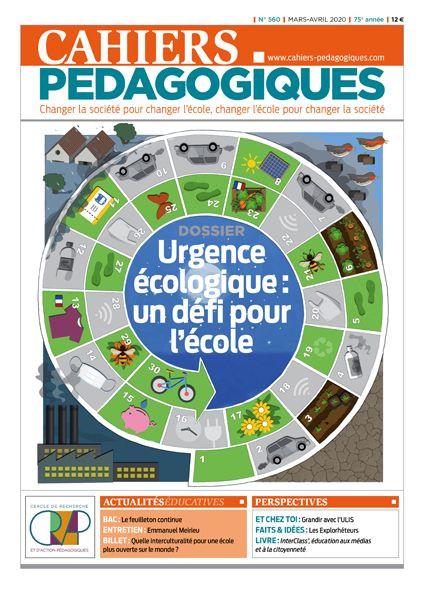Urgence écologique : un défi pour l'école