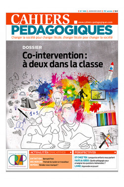 Co-intervention : à deux dans la classe