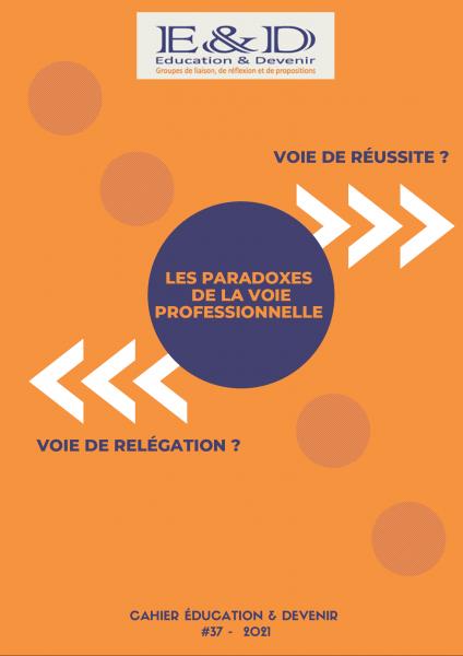 Les paradoxes de la voie professionnelle