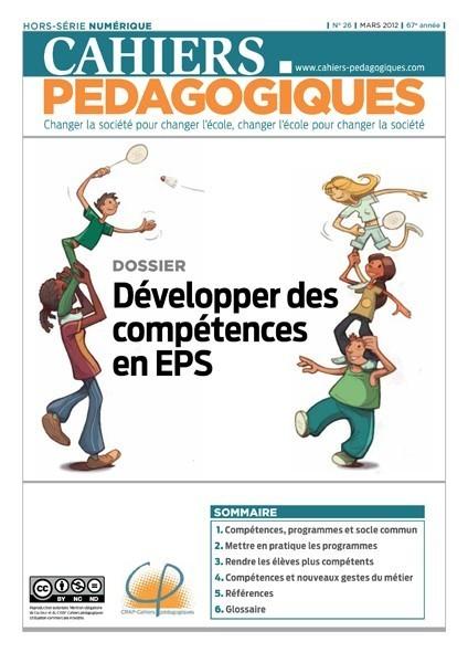 Développer des compétences en EPS