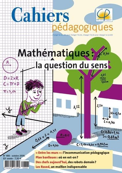 Mathématiques : la question du sens