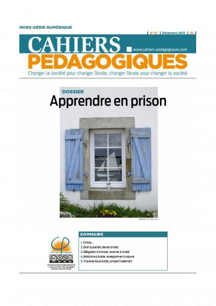 Apprendre en prison