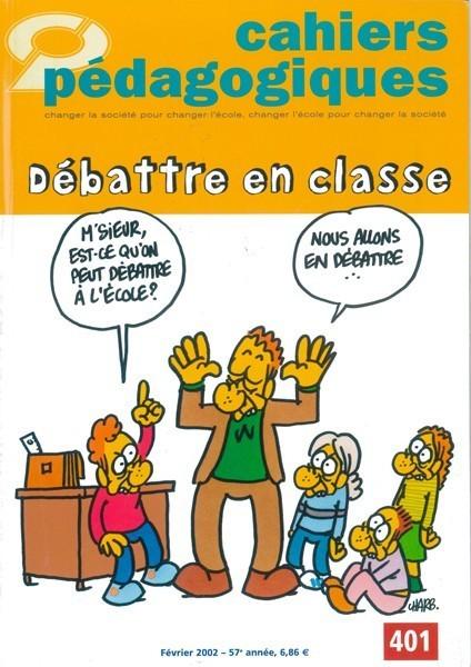 Débattre en classe