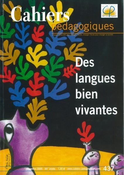 Des langues bien vivantes