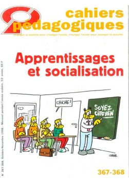 Apprentissages et socialisation