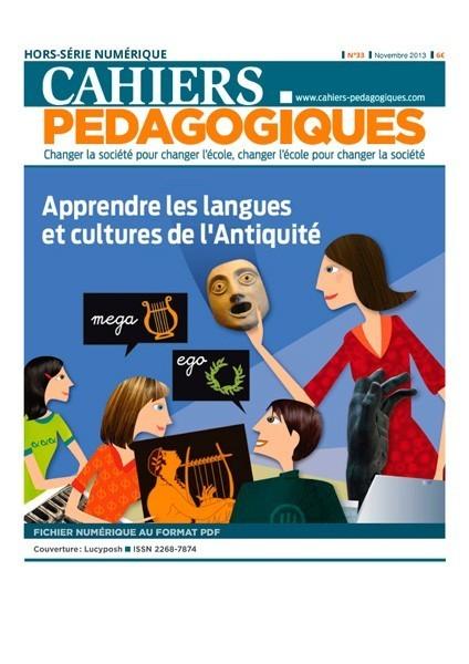 Apprendre les langues et cultures de l'Antiquité