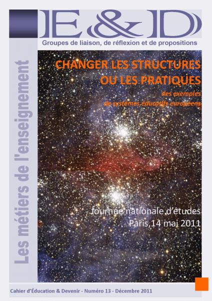 Changer les structures ou les pratiques