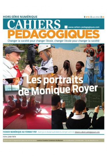 Les portraits de Monique Royer