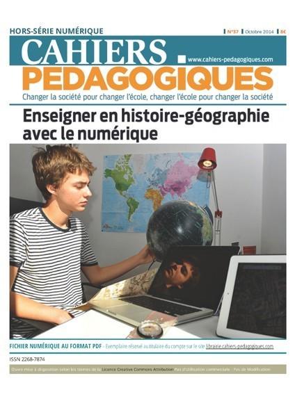Enseigner en histoire-géographie avec le numérique